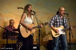 At Friday Night Folk in New London 8/12/11. Photo by Judy Biesler