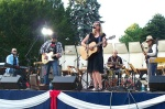 At Westerly Summer Pops 2012. Photo by Sandy Niles